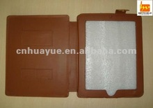 Case for Ipad 2 Brown leather case cover