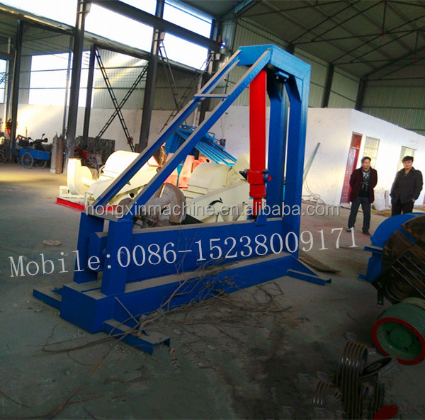 haydraulic log Wood Splitting Machine for farm factory used