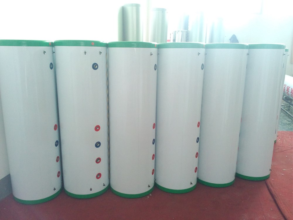 Water tank Capacity 200 litre Heat Pipe Pressurized Solar Water Heater