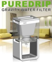 Gravity water filter offer clean/ safe drinking water