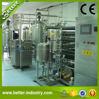 BETTER New Concentrate Juice Processing Machinery For Fresh Fruit