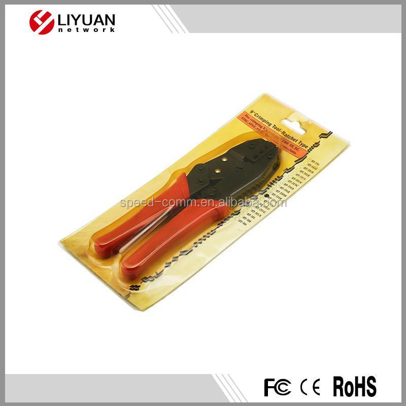 For Insulated Terminal ratchet crimping tool