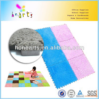 Fashion New Design Plush Car Mat