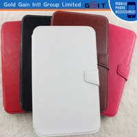 Competitive Price PU Flip Case For Samsung Tab 3 P3200 PU Leather Cover Case
