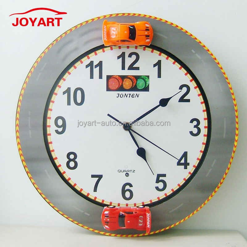 Joyart decorative Car element Creative wall clock
