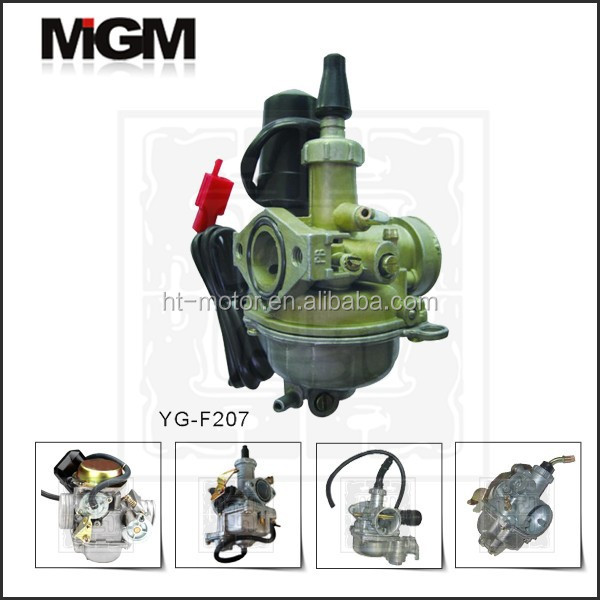 HT company Good quality bajaj discover 125 motorcycle carburetor