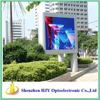 shenzhen p10 outdoor building advertising led outdoor tv billboard