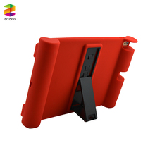 For Ipad Pro 10.5 inch Fashion Stylish Red Color Silicone Tablet Cover
