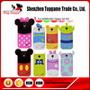 Minnie Mouse Mickey Donald Duck Daisy Duck Sulley Back Silicone phone case For Samsung Galaxy S4 i9500