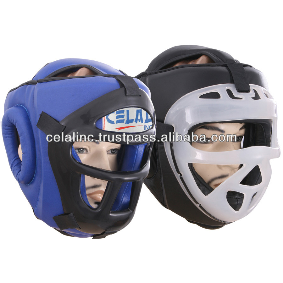 Professional Boxing Helmet & Head Guard