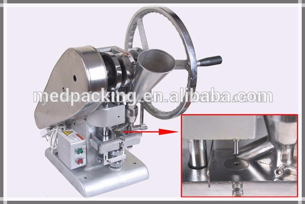 Single Punch 2172 (325/5mg) Tablet Press Machine