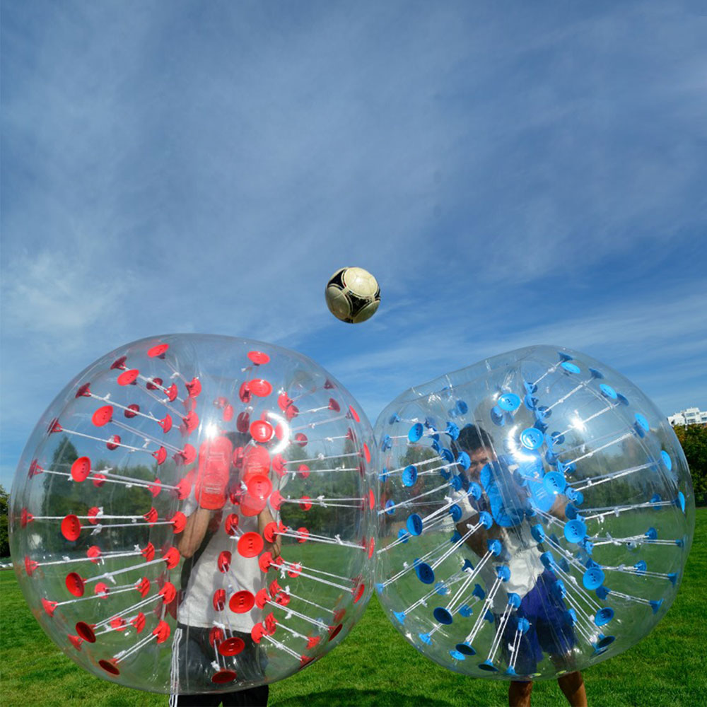 1.5M <strong>Orange</strong> factories portable personalized bubble ball soccer wall
