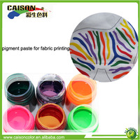 free samples Water based pigment dispersion for temperature color change fabric coloring