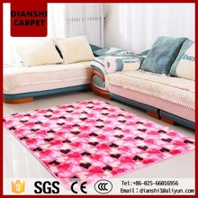 High Wool Carpet Tile Pastoral Style Carpets For Home Decoration