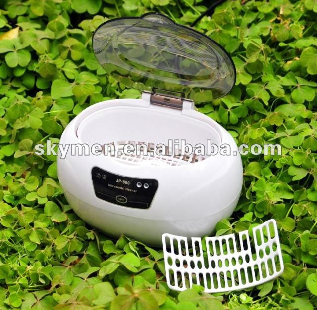 ultrasonic jewelry cleaner with smart design & multifunction