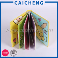 Hardcover Sewing Binding Children Book Printing