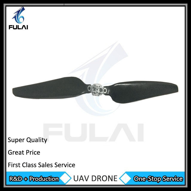 Foldable carbon fiber drone propeller,drone agricultural sprayer heavy lifting drone 30inch composite propeller