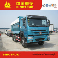 Factory Sinotruk dump truck price 6x4 25-35 tons 10 wheels China tipper trucks for sale