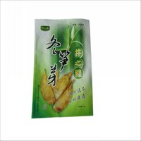 Farm product oker plastic sealed bag for food 500g
