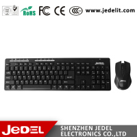 2015 First class keyboard and mouse set with high quality