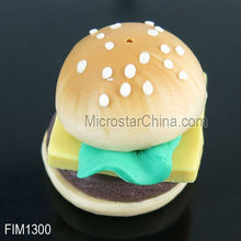 Decorative hamburger pendant