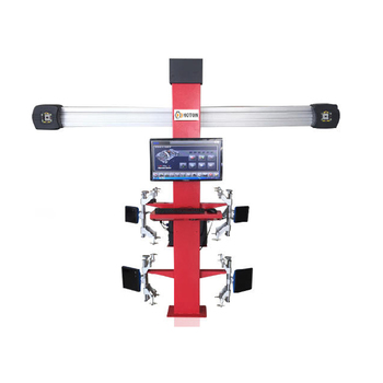 3D wheel aligner HC808B high-definition  wheel alignment