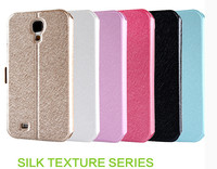 High Quality Wallet Leather Case For Mobile Phone Samsung S4 i9500 i9502 i9508