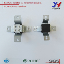 Metal stamping auto car rubber vibration damper as custom design