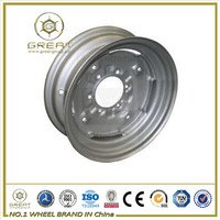 tractor steel wheel rim with four-wheel tractor parts
