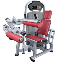 body building equipment/leg exercise machine/Seated Leg Curl