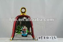 handmade ceramic small bell for decoration