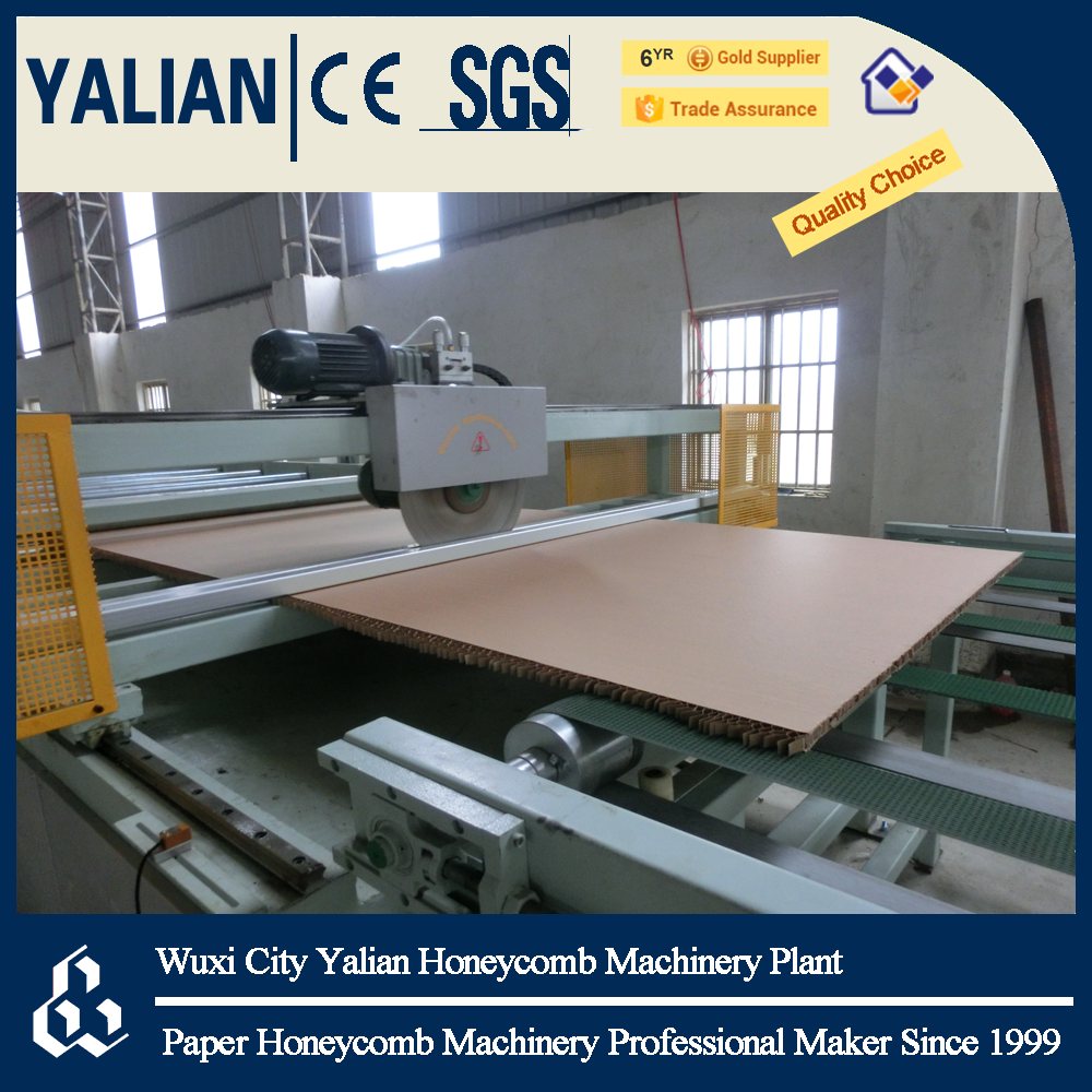 High Quality Honeycomb Board Machinery For Paper Pads