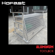 Heavy Duty aluminium tool box for trucks