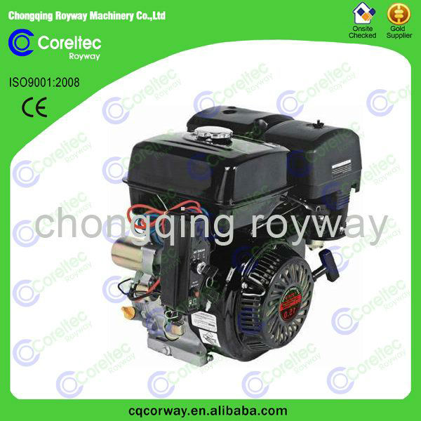 5.5HP 168FA Strong Power Air Cooled Gasoline Engine With Best Parts Good Feedbacks 2.5-17HP gasoline engine clutch
