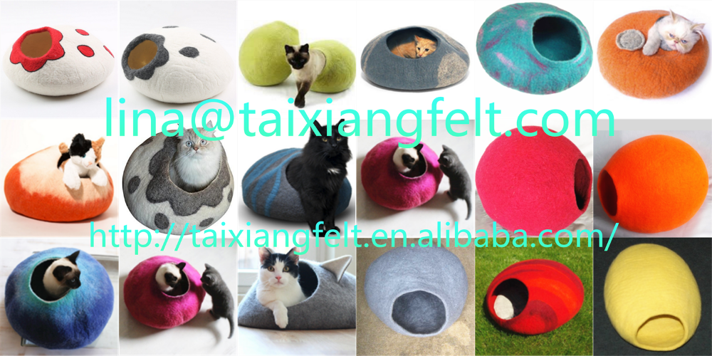wholesale felt cat house 2017 new producs