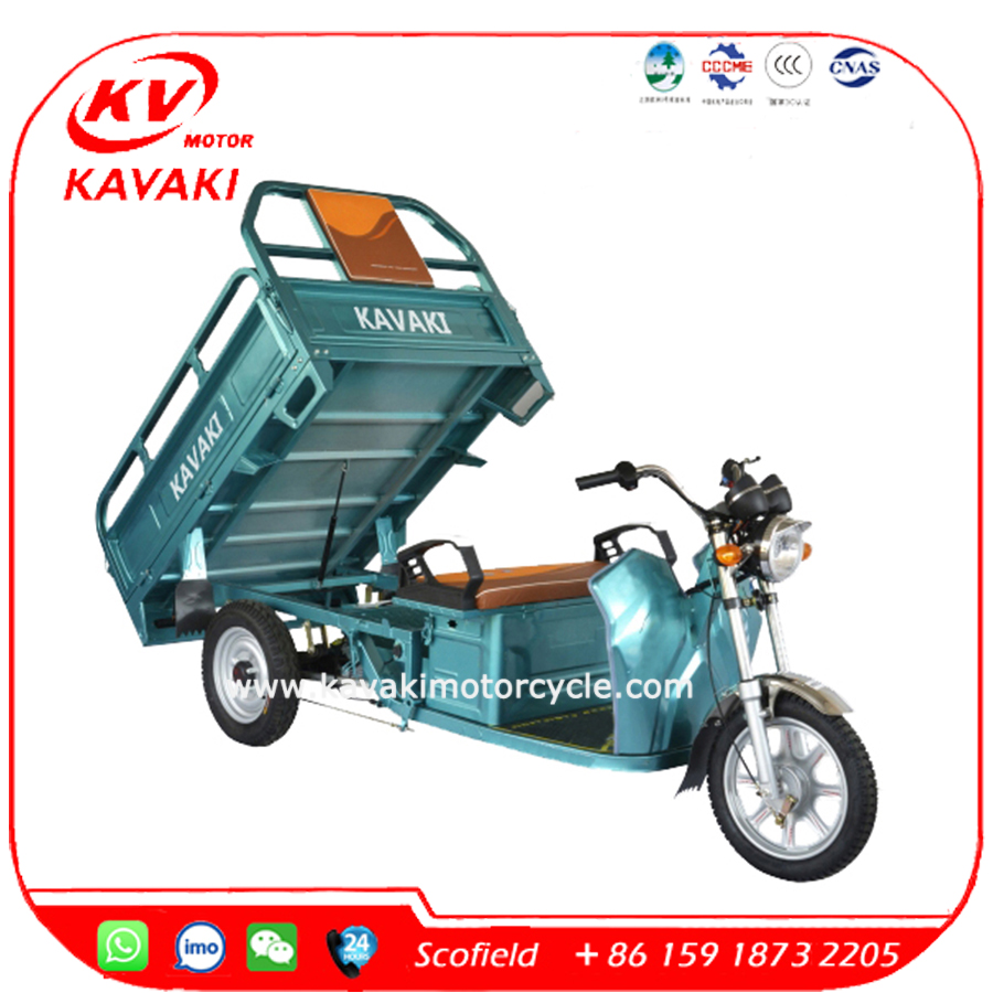 KAVAKI 900W Electric tricycle / three wheeler/ cargo tricycle