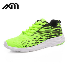 Hot selling low lightweight fly fabric running shoes