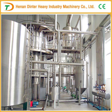 50-300TPD hot sale products of sunflower oil refinery with dinter brand