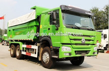LHD right hand drive dump truck in philippine