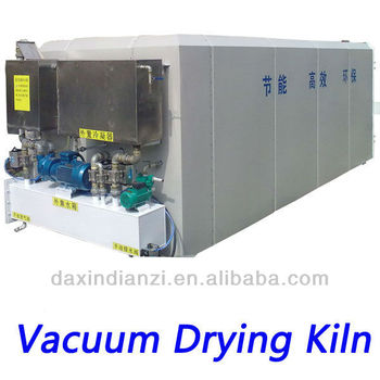Wood Drying Kiln manufacture and exporter