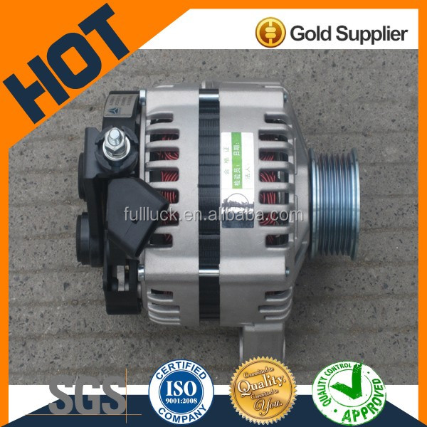 3 phase ac permanent magnet synchronous generator for truck