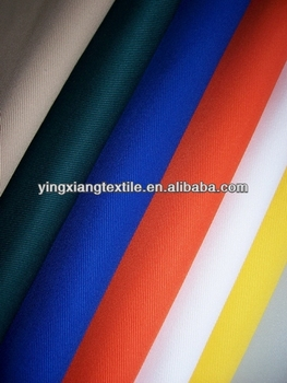 100% cotton twill uniform fabric 16x12 108x56 professional textile