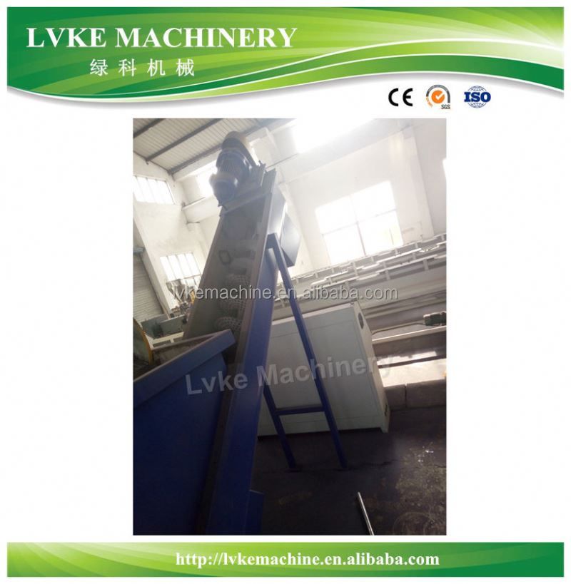 waste plastic recycling PE PP granulating machine/granulator/PP PE film