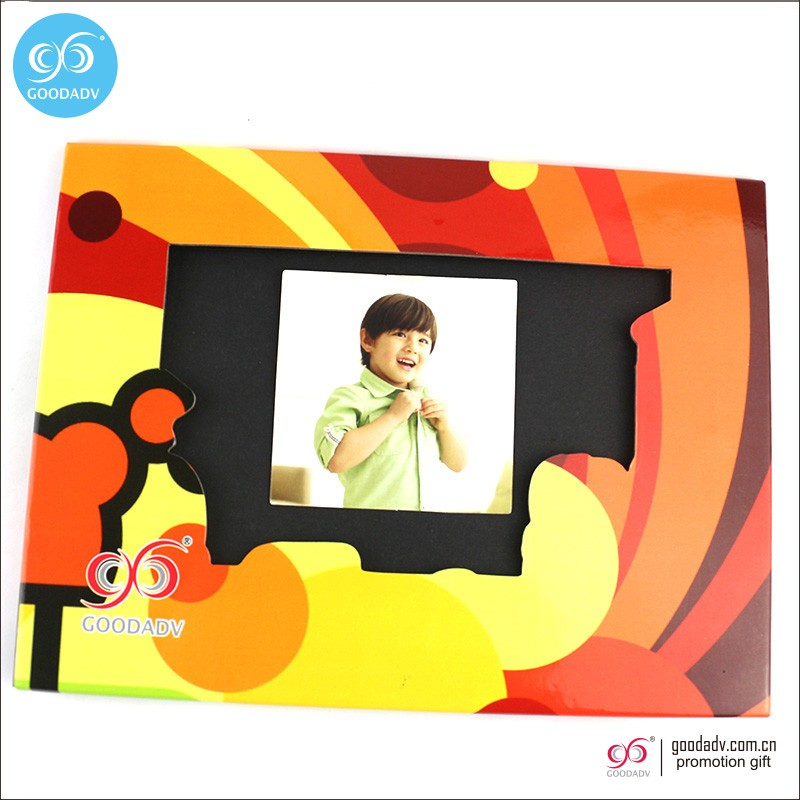 Factory wholesale photo picture frame paper photo frame for your photo