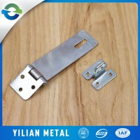 Wholesale Cheap Custom Steel Safety Hasp & Staple For Furniture