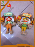 Scarecrow toys for EASTER holiday