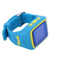 The high quality gps gsm baby smart wrist watch tracker phone for kids