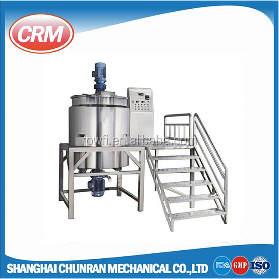 High shear inline mixer homogenizer from Chinese manufacturer