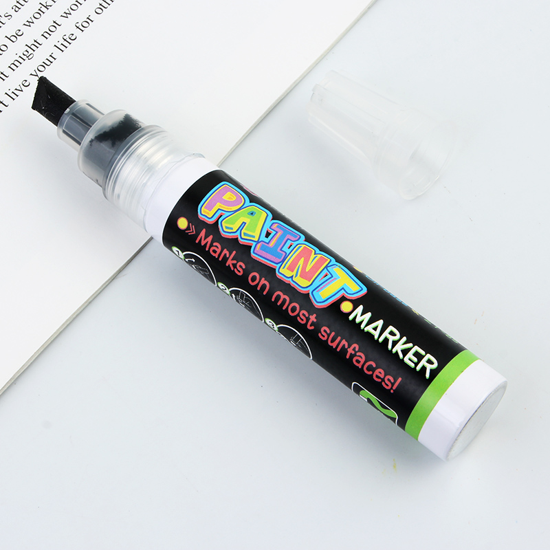 Permanent Graffiti Fabric Paint Marker For Kids DIY <strong>Coloring</strong> on T-Shirt Hat Shoes