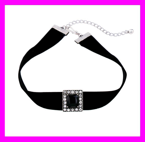 2017 Hot selling fashion women choker necklace wholesale HJ2000